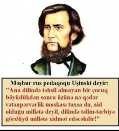 Balalarını rusca oxudanlar, çox peşman olacaqsınız.. - İbrahim Nəbioğlu yazdı