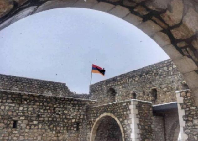 """""""Ordumuz Xocavənd rayonu istiqamətində irəliləyib"""" - Bayraq krizi dərinləşir - VİDEO"""