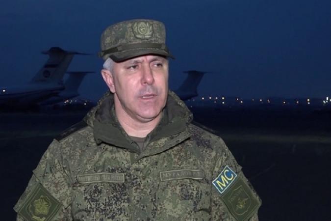 Daha 5 erməni hərbçisi İrəvana aparıldı - SON DƏQİQƏ - General Muradov özü